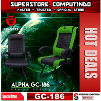 Fantech GC186 / GC-186 - Best Buy Affordable Gaming Chair