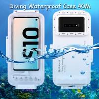 Puluz Diving Waterproof Case 45 Meter Underwater Samsung S10