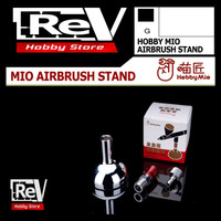 HOBBY MIO AIRBRUSH STAND + QUICK DISCONNECT PENBRUSH