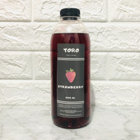 Strawberry Syrup 1000ml