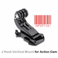 J Hook Vertical Adapter Mount JHook Gopro Osmo Brica Xiaomi Insta360