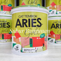 Cat tembok Aries gold Avian Brand (4,5 kg)