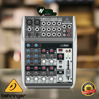 Behringer Q1002USB 10-Input 2-Bus Mixer with USB/Audio Interface