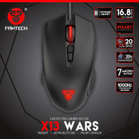 Mouse Gaming Fantech X13 WARS Original