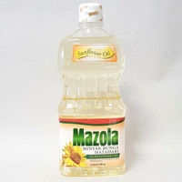 MAZOLA SUNFLOWER OIL 900 ml