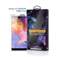 Tempered Glass Huawei P20 Pro Clear Transparan - Premium Glass Pro