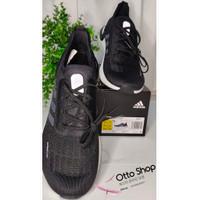 Sepatu lari Adidas Ultra Boost summer Rdy ORIGINAL BNIB favorit Hitam