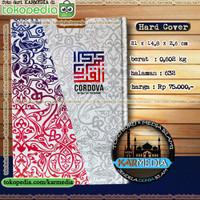 Al Quran Cordova A5 Ornament Terjemah - Syaamil Quran - Karmedia