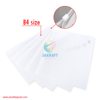 Zipper Document Bag B4 JOYKO DCB-50 Laptop Buku Dokumen File F4 & A4