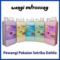 Pewangi Pelicin Pelembut Parfum Pakaian Dahlia Super Laundry
