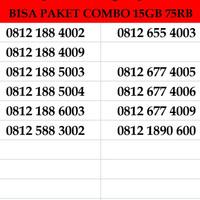 Nomor Cantik Simpati 11 Digit Kartu Perdana Talkomsel 4G
