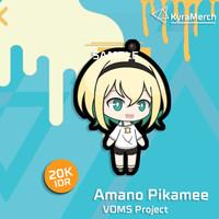 Keychain Virtual Youtuber Amano Pikamee