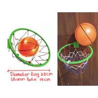 Ring Bola Basket Mainan | Ring Basket Murah