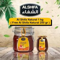 Madu Arab Al Shifa / Alshifa Al-shifa 1kg free 250gr paket promo Murah
