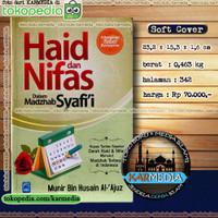 Haid dan Nifas Dalam Madzhab Syafii - Pustaka Arafah - Karmedia