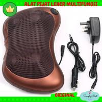Alat Pijat Leher Kaki Punggung Bantal Pijit Massage Pillow Serbaguna