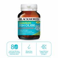 Blackmores Odourless Fish Oil 1000 (30)