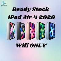 iPad Air 4 2020 10.9 inch 64Gb Wifi Only - Space Grey