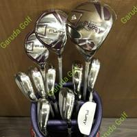 stick golf ladies iron set dunlop full set + free bag and putter