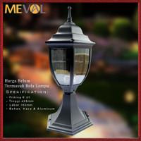 Lampu Pilar/ Lampu Taman / Lampu Pagar MEVAL 09 (blm termasuk Bohlam)