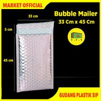 Amplop Bubble Aluminium Bubble Envelope Bubble Mailer 32 x 46 cm