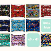 Pet Bed Kasur Tempat Tidur Anjing/Kucing/Kelinci dll 60x40 cm