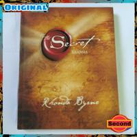 Buku The Secret By Rhonda Byrne Second | Buku Motivasi Original