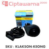Klakson Keong BSOECH Waterproof Anti Air Universal Motor Mobil