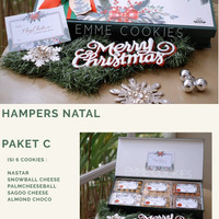 hampers natal parcel christmas