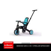Bebehoo Gen 2 3 in 1 Stroller Sepeda Bayi Lipat