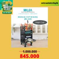 Manual Cup Sealer Milea (Alat Press Gelas Plastik) / High Cup 22 Oz
