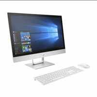 HP PC AIO 24 XA0075D i78700 4GB 1TB 16GBOPTANE MX130 2GB W10H