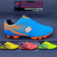 ( size 32 sampai 42 ) Sepatu sepak bola premium Finotti FIFA 08