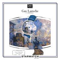 Jam tangan Wanita Guy Laroche Art Watch GA1001SLS-01 ORI