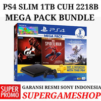 PS4 SLIM 1TB CUH-2016B