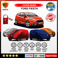 BODY COVER MOBIL FORD FIESTA SARUNG SELIMUT TUTUP MANTEL PENUTUP - POLOS MODEL A, FOTO NO.10