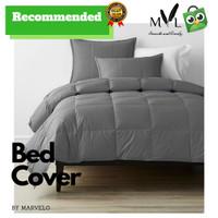 BED COVER SPREI SET KATUN JEPANG King Koil Size 160 Tinggi 30 cm
