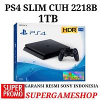 PS4 Slim Garansi Resmi Sony