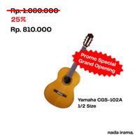 Yamaha CGS-102A 1/2 Size Classic Guitar. Promo Khusus