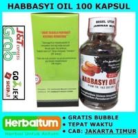 Minyak Habatussaudah Habbasyi Oil isi 100 kapsul