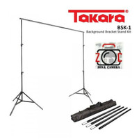 Takara BSK-1 Background Stand Studio Backdrop BSK 1 Besar Big Layar