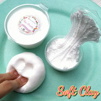 Daiso/Soft Clay/Craft/Clay Slime/Amos Craft/Iclay/Small
