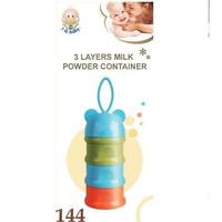 IQ Baby Milk Powder Container|Kontainer Susu Susun|Tempat Susu Bubuk