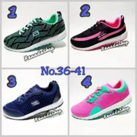 Sepatu Ando Original Casual Sneakers Sport Running Wanita