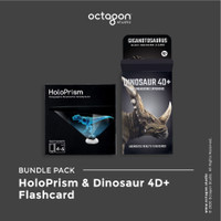 Bundle Sale 4 ( Holoprism + Dino Flashcards)