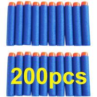 Bukal Paket 200 Buah Peluru Nerf Cocok Hampir ke Semua Type - Biru