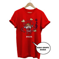 Kaos Baju Combed 30S Distro PLAYiNG SAPi imlek polos custom sincia
