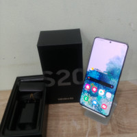 Samsung S20 Ultra 12/128gb Second Resmi Indonesia Lengkap