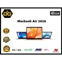 Macbook Air 2020 512GB 8GB Intel i5 10th Gen - Retina Display - Space Grey, Garansi Ibox