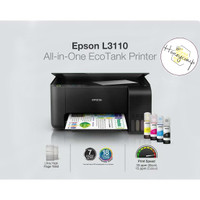 Printer Epson L 3110 All in One (Print, Scan, Copy)